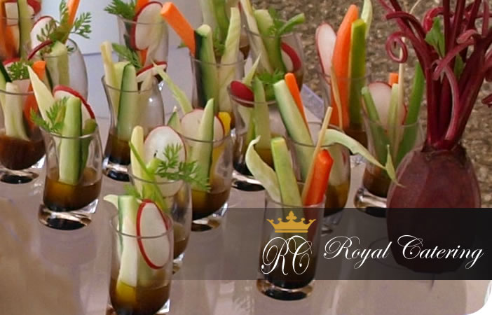 Royal catering Siena